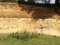 Geology en route, the K-T boundary