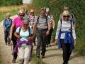 10/08/16 Aldworth  walk & tea at St Mary's Church