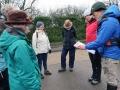 19/01/19. Dunsden, 2.8 miles, Wilfred Owen walk.